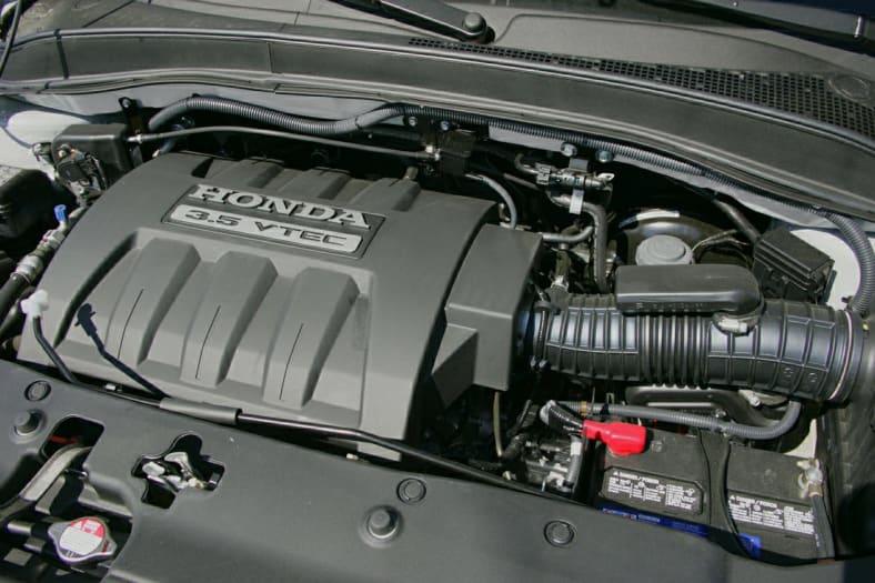 2006 Honda Pilot Exterior Photo