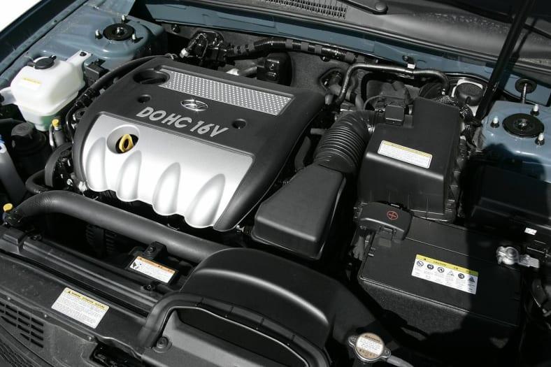 2006 Hyundai Sonata Exterior Photo