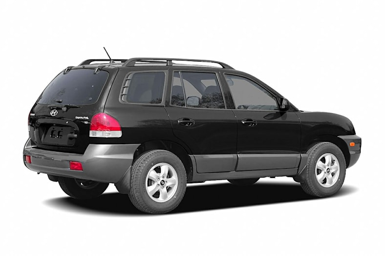 2006 Hyundai Santa Fe Exterior Photo