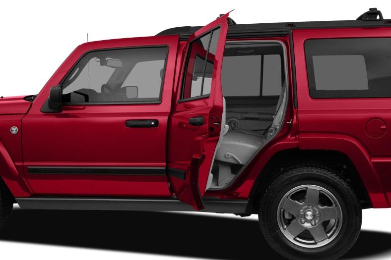 2006 Jeep Commander Exterior Photo