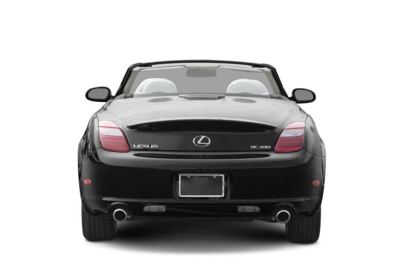 2006 Lexus SC 430 Exterior Photo