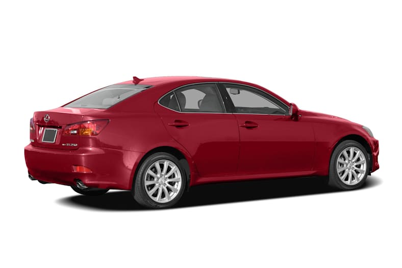 2006 Lexus IS 250 Exterior Photo