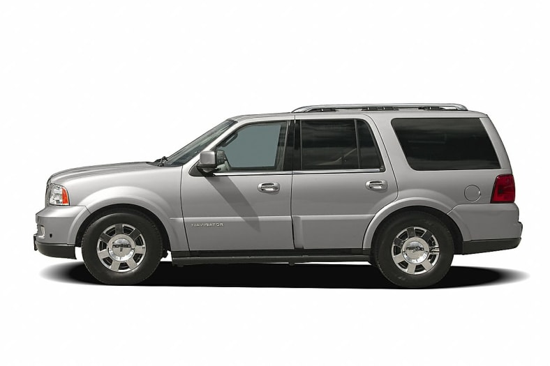 2006 Lincoln Navigator Exterior Photo