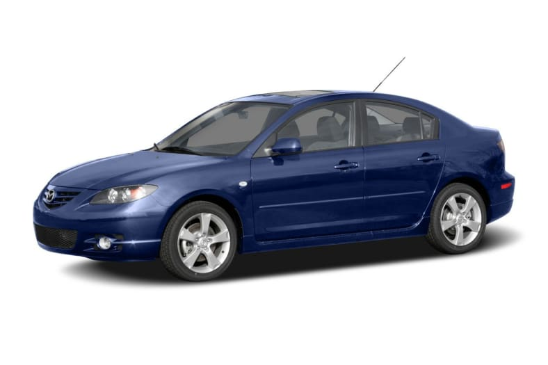 2006 mazda mazda3 information. Black Bedroom Furniture Sets. Home Design Ideas