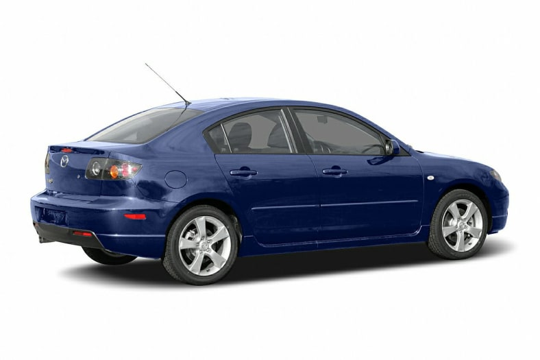 2006 Mazda Mazda3 Exterior Photo