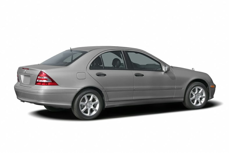 2006 mercedes benz c class pictures. Black Bedroom Furniture Sets. Home Design Ideas