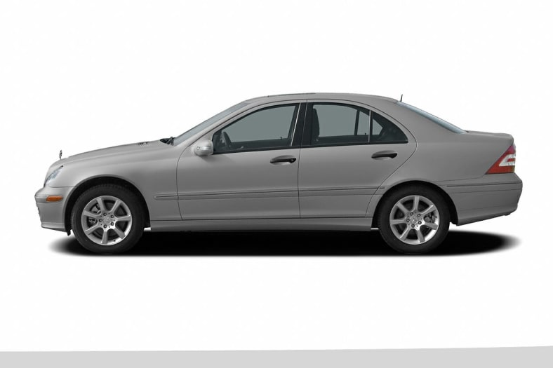 2006 Mercedes-Benz C-Class Exterior Photo