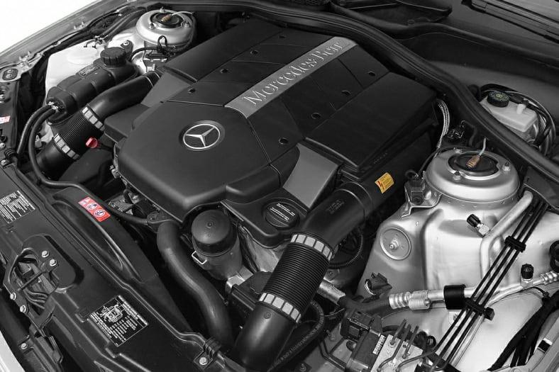 2006 Mercedes-Benz S-Class Exterior Photo