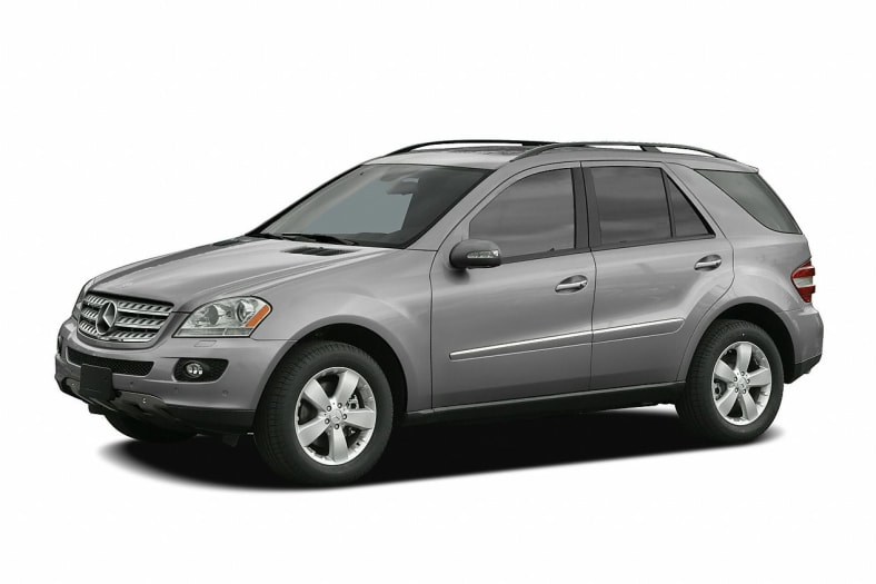 2006 Mercedes-Benz M-Class Exterior Photo