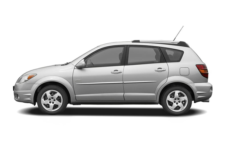2006 Pontiac Vibe Exterior Photo