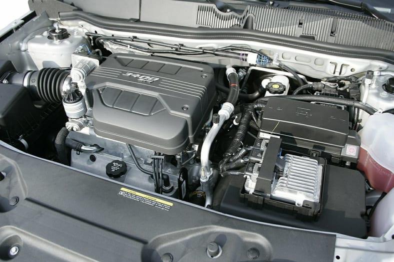 2006 Pontiac Torrent Exterior Photo