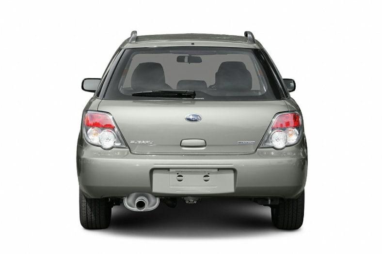 2006 Subaru Impreza Exterior Photo