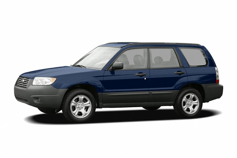 2006 Subaru Forester Exterior Photo