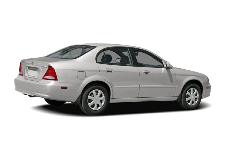2006 Suzuki Verona Exterior Photo