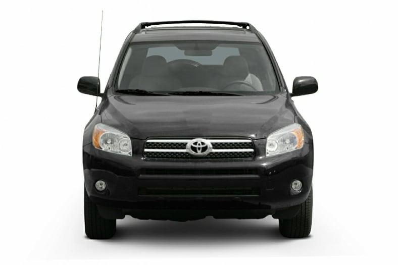2006 Toyota RAV4 Exterior Photo