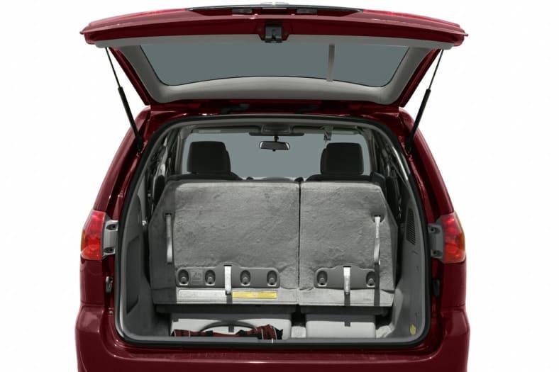 2006 Toyota Sienna Exterior Photo