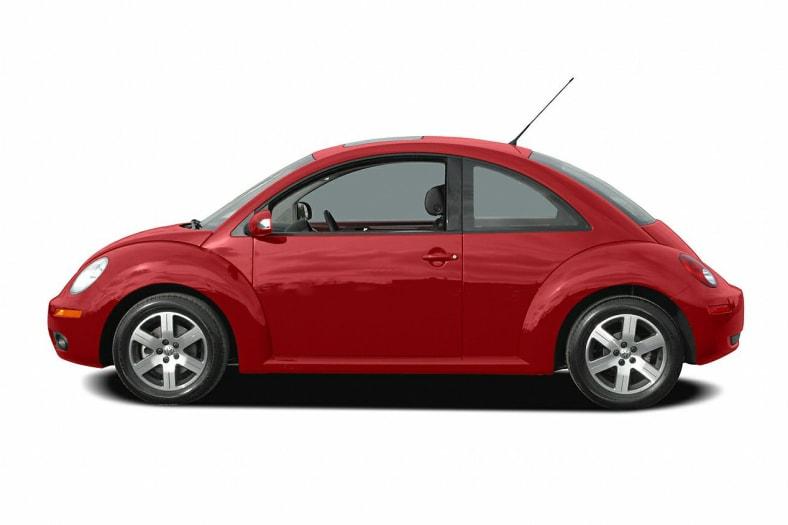 2006 Volkswagen New Beetle Exterior Photo
