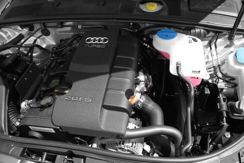 2007 Audi A4 Exterior Photo