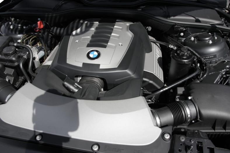2007 BMW 750 Exterior Photo