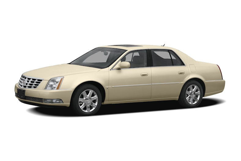 2007 cadillac dts information. Black Bedroom Furniture Sets. Home Design Ideas