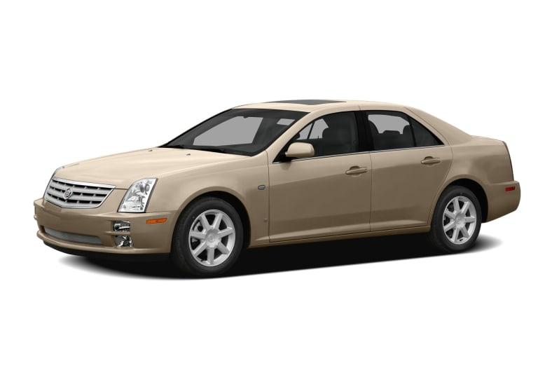 2007 Cadillac STS Exterior Photo