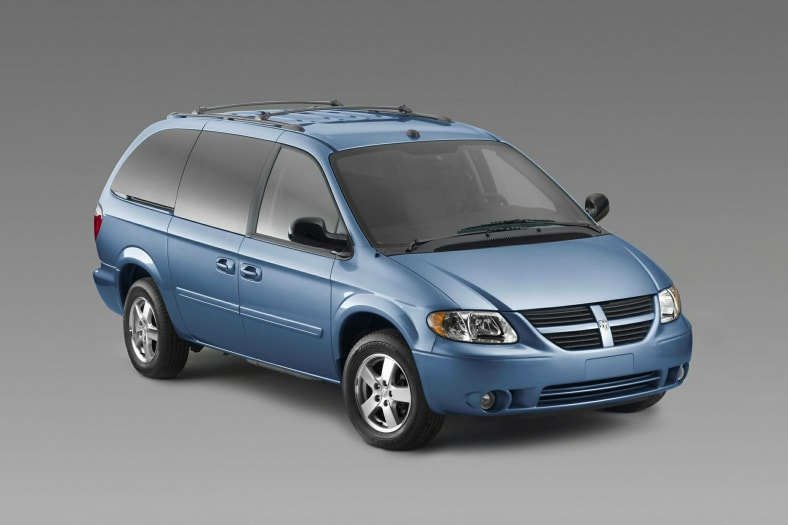 2007 Chrysler Town & Country Exterior Photo
