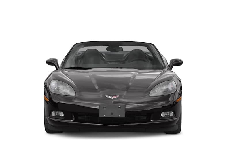 2007 Chevrolet Corvette Exterior Photo
