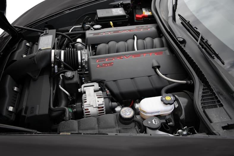 2007 Chevrolet Corvette Exterior Photo