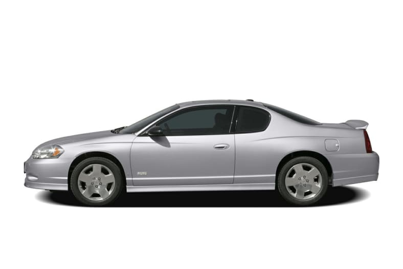 2007 Chevrolet Monte Carlo Exterior Photo