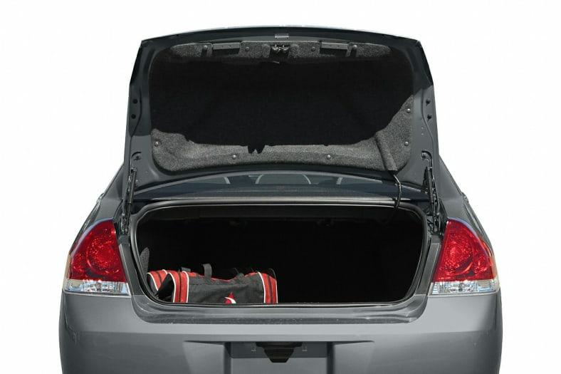 2007 Chevrolet Impala Exterior Photo