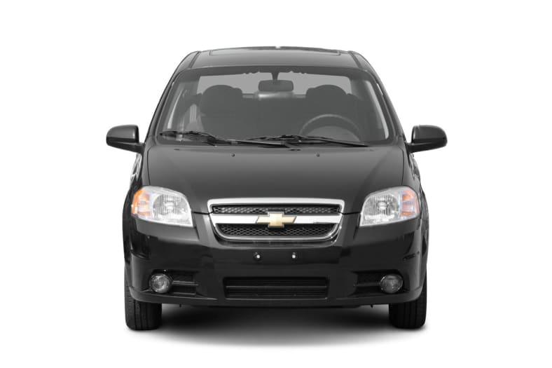 2007 Chevrolet Aveo Exterior Photo