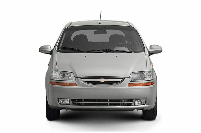 2007 Chevrolet Aveo 5 Exterior Photo