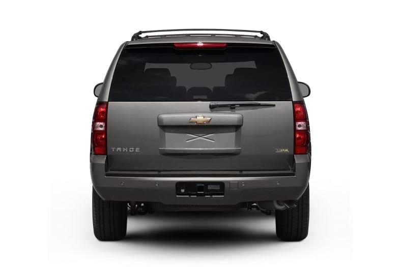 2007 Chevrolet Tahoe Exterior Photo