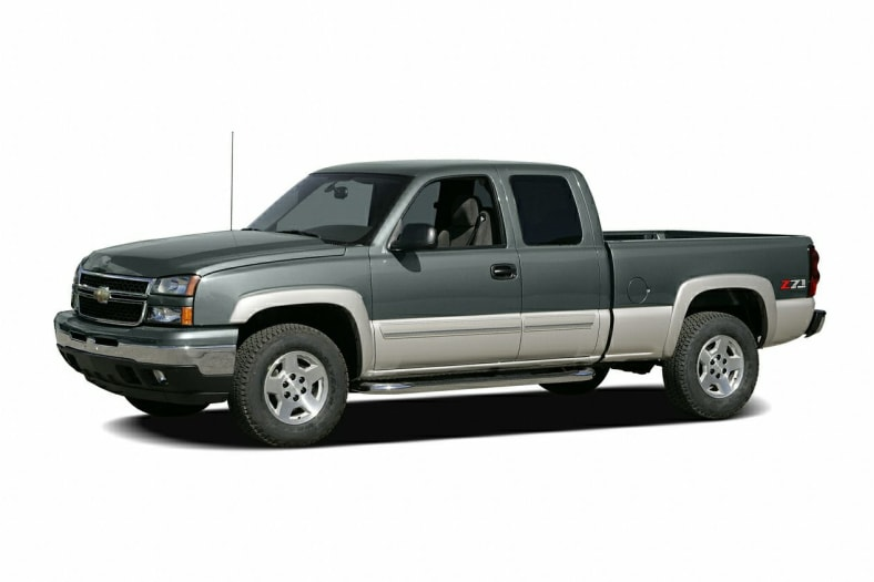 2007 Chevrolet Silverado 1500 Classic Exterior Photo