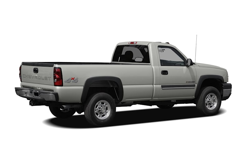 2007 Chevrolet Silverado 2500HD Classic Exterior Photo