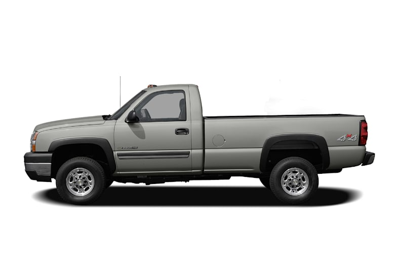 2007 Chevrolet Silverado 3500 Classic Exterior Photo