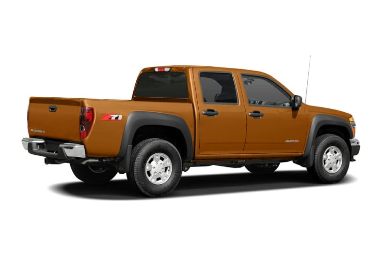 2007 Chevrolet Colorado Exterior Photo