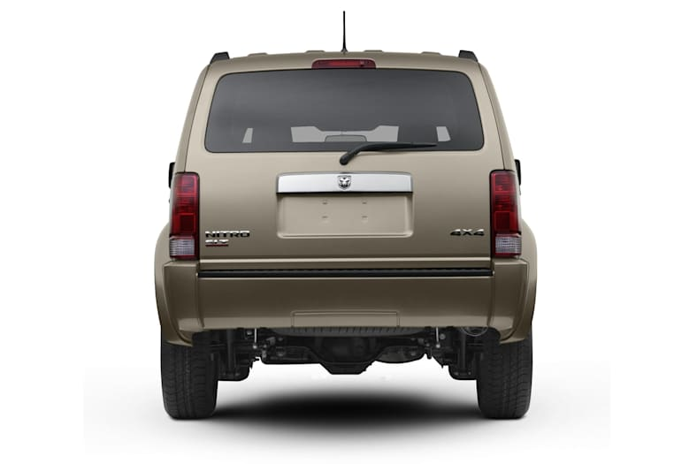 2007 Dodge Nitro Exterior Photo