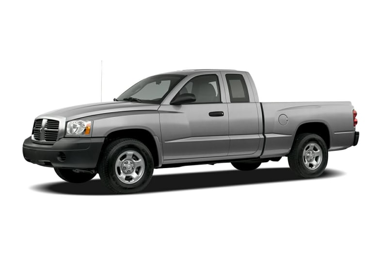 2007 Dodge Dakota Information