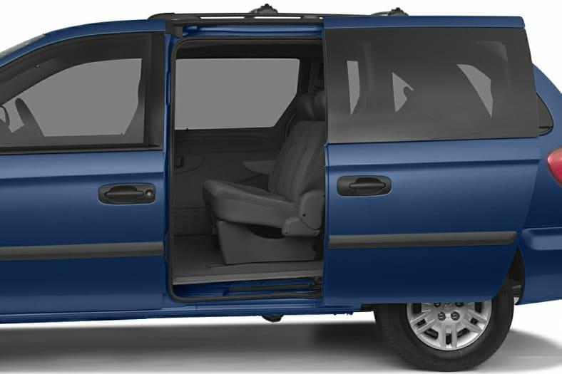 2007 Dodge Caravan Exterior Photo