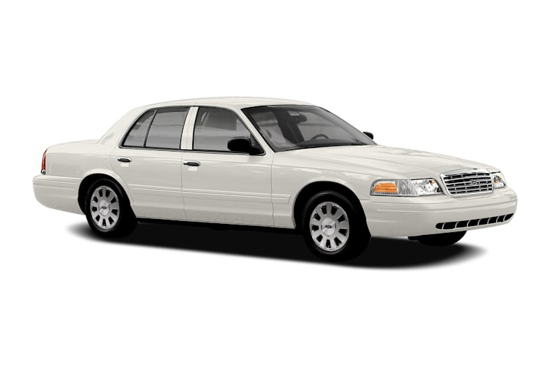 2007 Ford Crown Victoria Exterior Photo
