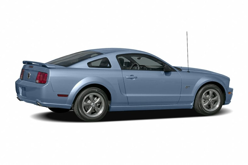 2007 Ford Mustang Exterior Photo