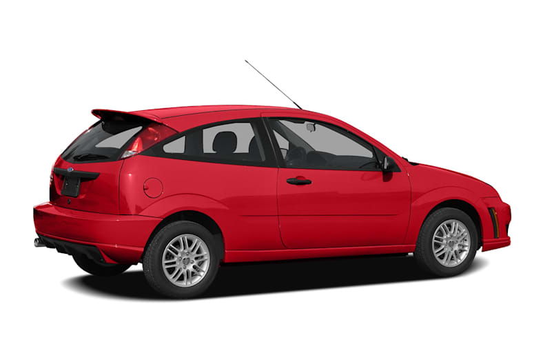2007 Ford Focus Exterior Photo