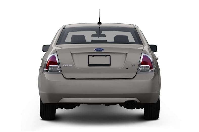 2007 Ford Fusion Exterior Photo
