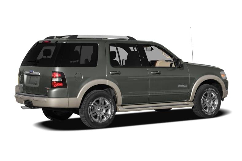 2007 ford explorer eddie bauer v8 4dr 4x4 pictures - Ford explorer exterior dimensions ...