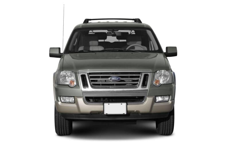 2007 Ford Explorer Exterior Photo