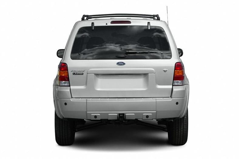 2007 Ford Escape Exterior Photo