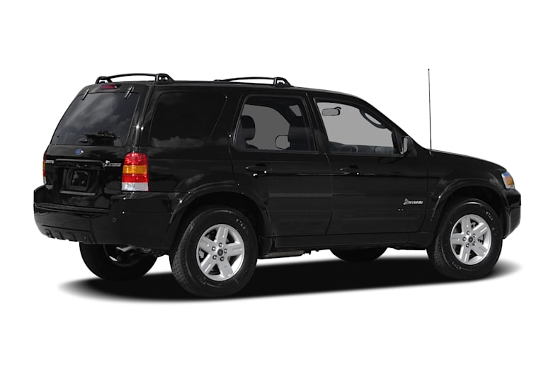 2007 Ford Escape Hybrid Exterior Photo