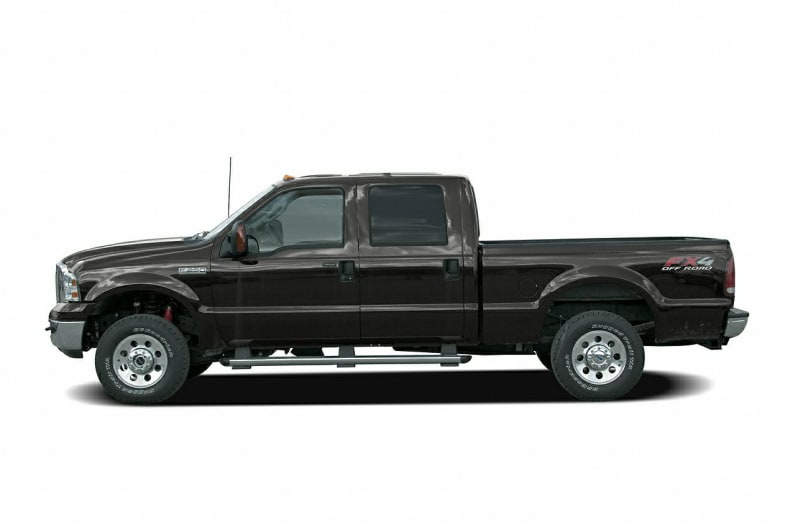 2007 Ford F-250 Exterior Photo