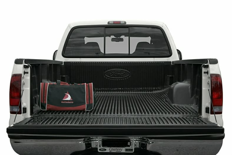 2007 Ford F-350 Exterior Photo